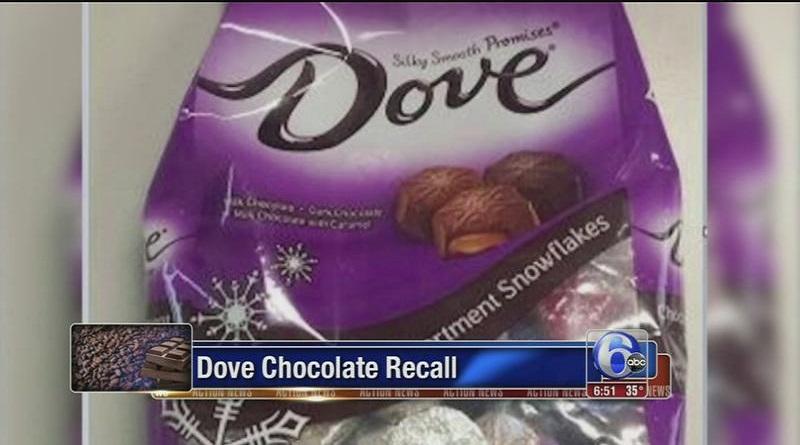 Dove recalls