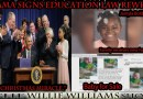 "Obama Signs Education Law Rewrite ""a Christmas miracle."" TheWWShoW 12-13-2015"
