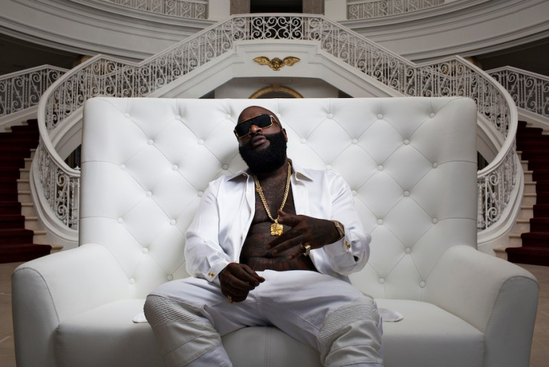 Rick Ross #BlackMarket Album Reported Removed From Wal-mart Online
