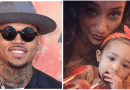 #ChrisBrown Baby Mama Says Weed Smoking Gave Their Daughter Asthma