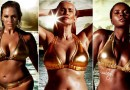 Plus-Sized Models, 56 yr old Photographed in Sports Illustrated Swimsuit Issue
