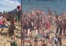 Memorial Day Weekend Suburbs Beach Week Melee