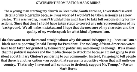 pastor-burns-statement
