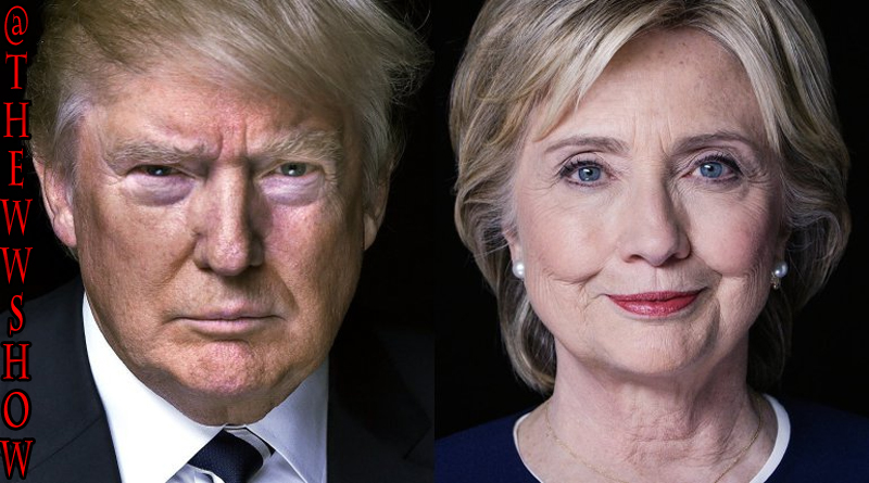 Election Day #Trump vs #Clinton, People Stupid, I Voted for......