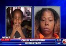 Mother Charged with Abducting her Son in Homestead,Fl