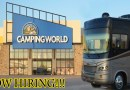 Service Technician Camping World and Good Sam Kissimmee, FL $13 – $30 an hour