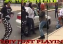 Beautiful Woman Gets Jumped By Her Peers in Philly #BestWomenOnThePlanet