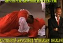 Bishop Layed Down On 2 Grown Azz Men To Consecrate Them in The Name of #Jesus