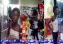 Black Female Destroys a Convenient Store and Can't Leave #LilUgly