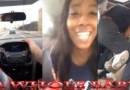 "Black Women Go on A High Speed Chase to ""Not"" Jump a Girl at the Police Station"