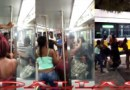 """Young Thundercats on a Dallas Train Attacks a Man Over """"Weed"""""""
