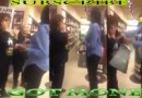 Black Queen Gets Stopped By 2 White Queens For Stealing and She Had Money