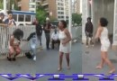 "A Pretty Girl Gets Her ""Natural Hair"" Snatch Off in Public"
