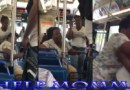 Lovely Daughter Gets into it With her Mother on The Bus #yomommablack
