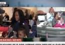 "CNN Done Interviewed ""Danielle"" in Houston After #Hurricane #Harvey"