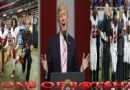 "President #Trump Call NFL Players ""Sons Of B@t%hes"" for Kneeling"