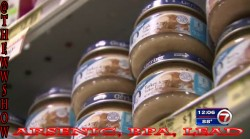 Popular Baby Food Tested Positive for Arsenic,BPA, and Lead #Loveyourbaby