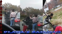 """Road Rage & A Playa """"Failing"""" the Baby's"""