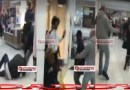 "A Father Checks His Daughter Boyfriend for Hitting Her ""They Say'"