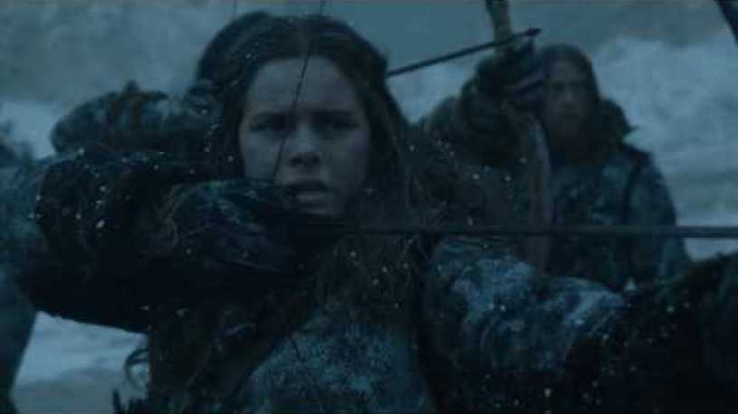 Game of Thrones 5x08 - The Massacre at Hardhome Begins