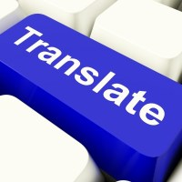 Volunteer Translation Work