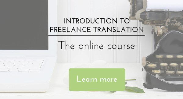 INTRODUCTION TO FREELANCE TRANSLATION (1)
