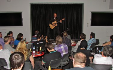 George Hrab in Adelaide