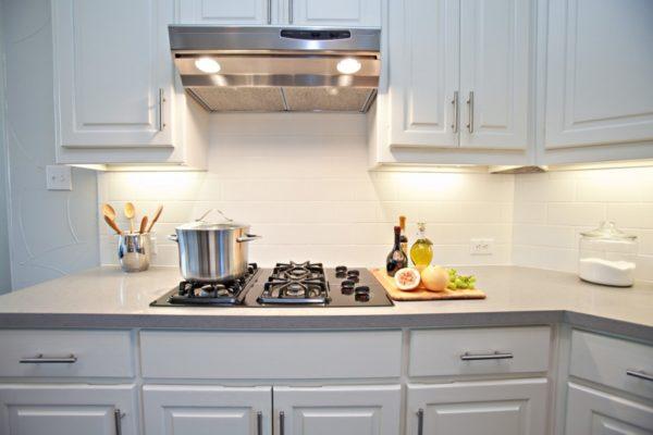 Embedded Hood för kök