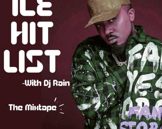 Mixtape: DJ Rain – Ice Hit List [ Best Of Ice Prince ] Mix