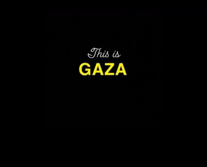 Music: Peruzzi - This Is Gaza