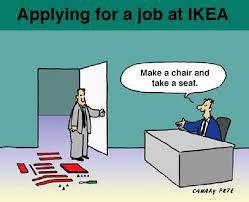 cartoon - ikea