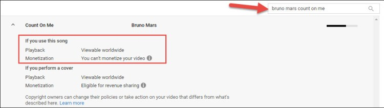 How To Tell If a Song Is Copyrighted on Youtube-04