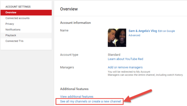 How to add another Youtube Channel-02