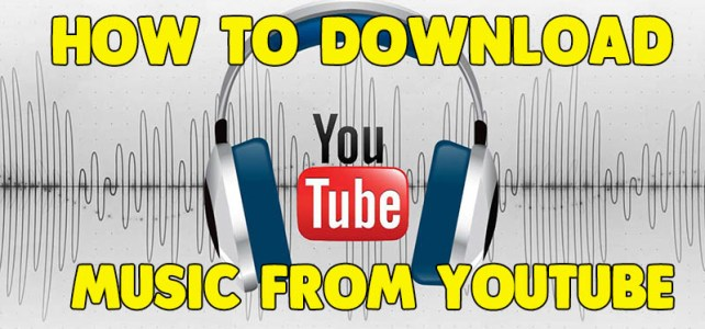 How to download music from Youtube