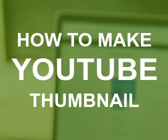 How to Make Professional Looking Youtube Thumbnail for Free