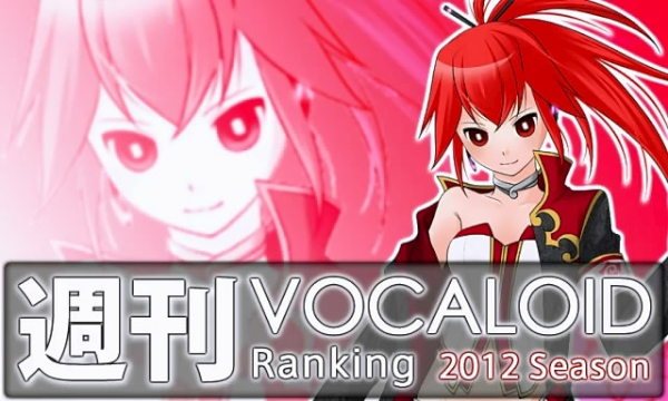 Weekly Vocaloid Ranking #234 Cul