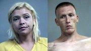 Ashley Milburn and Edward Kiper (Source: Louisville Metro Corrections)