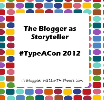 The Blogger as Storyteller