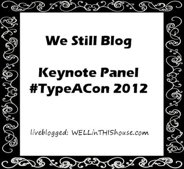We Still Blog