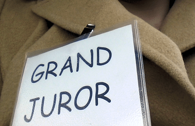 What Is It Like to Serve on a Grand Jury? - WELL, in THIS
