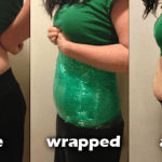 Taming the Tummy? It Works Body Wrap Review and Giveaway
