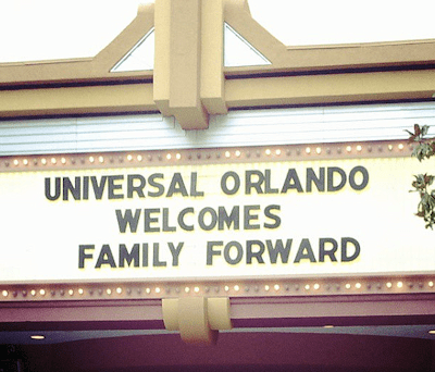 Family Forward - Welcome