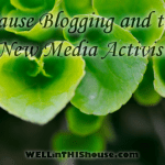 Cause Blogging and the New Media Activist – #TypeACon 2013