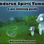 How to Beat the Pandaren Spirit Tamer Quests (World of Warcraft)