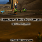 How to Beat the Battle Pet Tamers: Pandaria Quests (World of Warcraft)