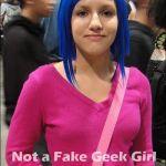 I Am Not a Fake Geek Girl