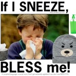Asperger's and Scripted Language, aka Bless Me When I Sneeze!