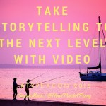 Take Storytelling to the Next Level with Video with Sarah Mock #TypeACon 2015