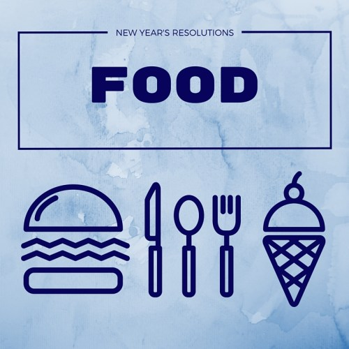 New Year's Resolutions: Food