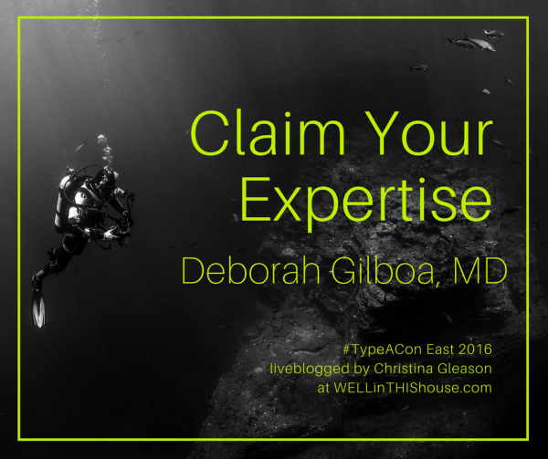 Claim Your Expertise
